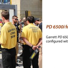 Walk Through Metal Detectors Garrett PD 6500i™