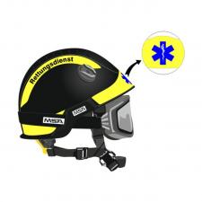 MSA Fire Helmet F2 X-TREM