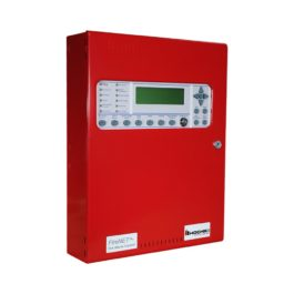 FireNET Plus® Intelligent Addressable 1 Loop Dialer Expandable Red 120V