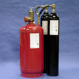 ADS Clean Agent Fire Suppression Systems