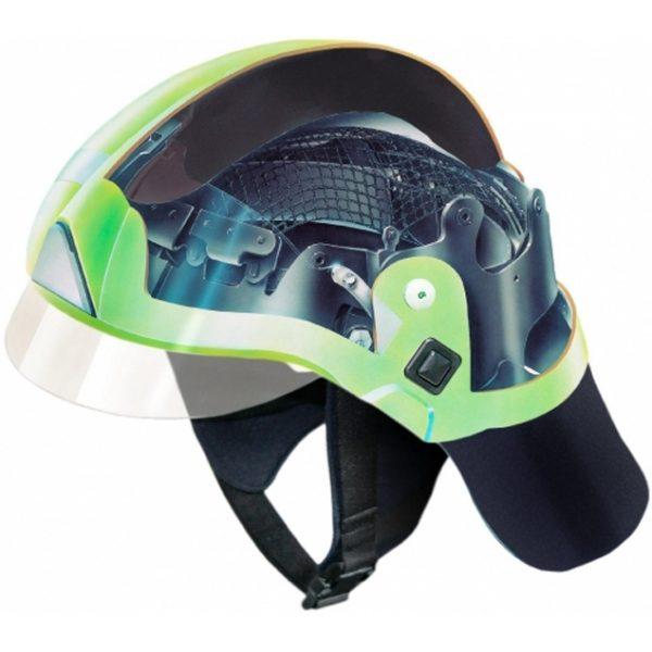 Fire Helmet Schuberth F220-5