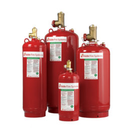ECS Clean Agent Fire Suppression Systems