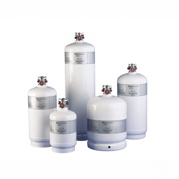 WHDR Wet Chemical Kitchen System