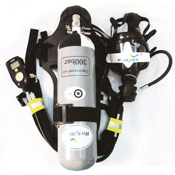 SCBA-Self Contained Breathing Apparatus Hwayan RHZK 6/30
