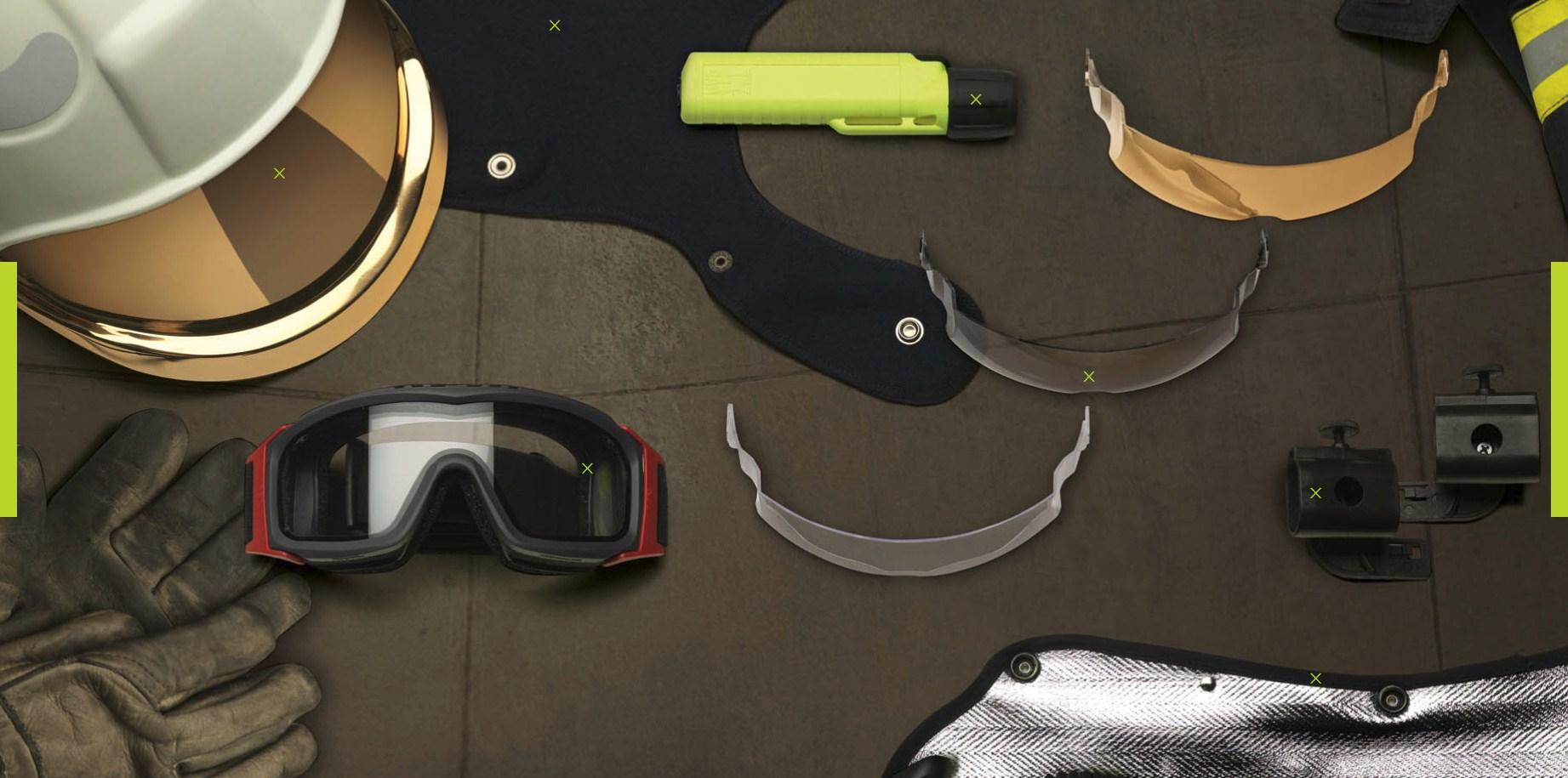 Accessories Fire Helmet PAB