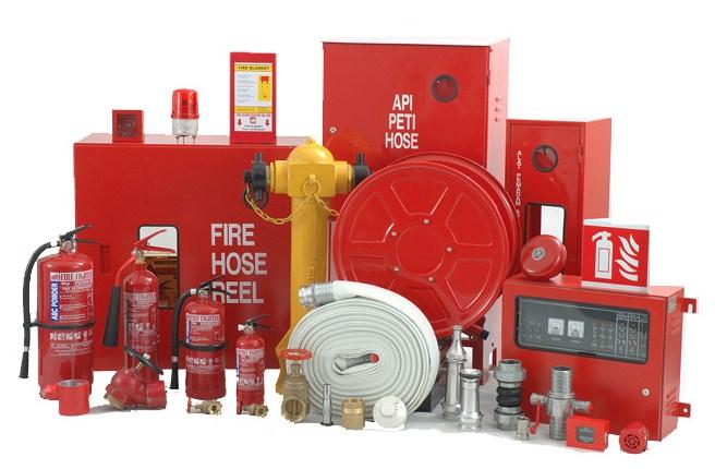 Peralatan Pemadaman Kebakaran