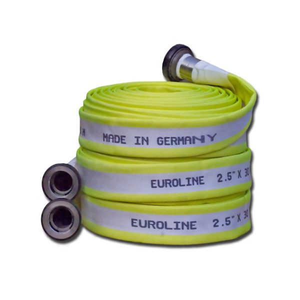 Euroline Polyester Fire Hose