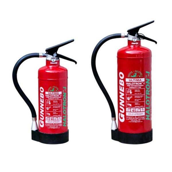 Alat Pemadam Api Gunnebo Halotron I ® Clean Agent