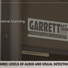 Walk-Through Metal Detector Garrett MT 5500™