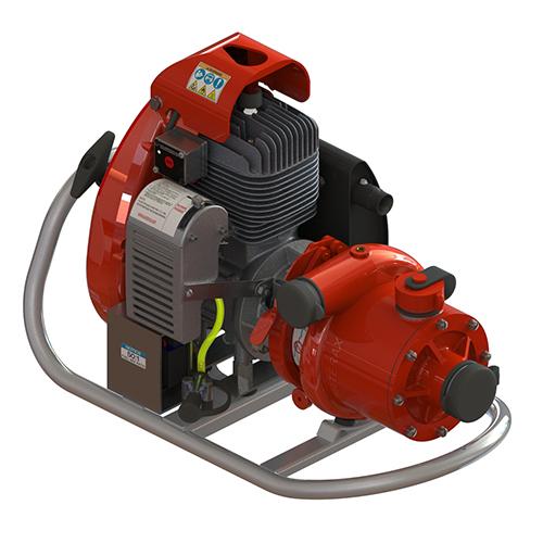 Portable Fire Pump MK3-Waterax