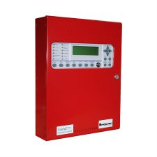FireNET® Plus Intelligent Addressable 1 Loop No Dialer Expandable Red 120V