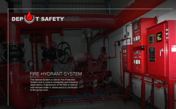 Kontractor Fire Hydrant System