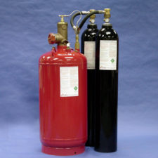ADS Clean Agent Kidde Fire Suppression Systems