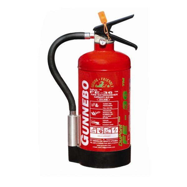 Alat Pemadam Api GUNNEBO DuPont™ FE-36™ GFE 9.9
