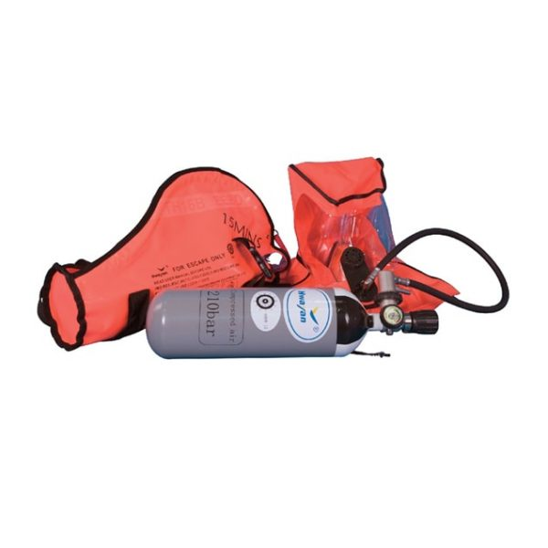 Emergency Escape Breathing Device EEBD Hwayan TH15B