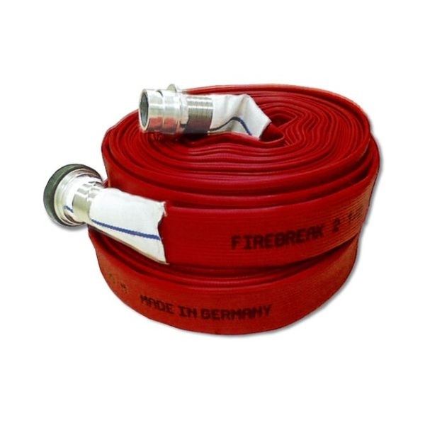 Firebreak Rubber Fire Hose