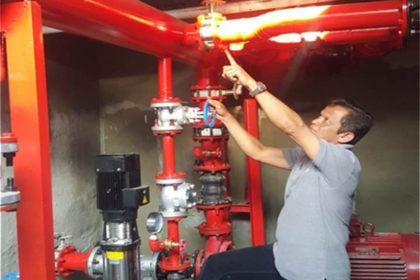 Kontraktor Fire Hydrant Jogja