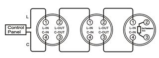 Fixed Temperature Heat Detector Hong Chang HC-407A Wiring Diagram